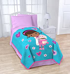 Disney Doc McStuffins Blanket