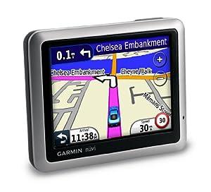 "Garmin Nuvi 1240 3.5"" Sat Nav with UK and Western Europe Maps"