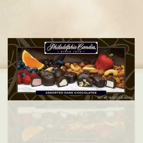 Philadelphia Candies Assorted Dark Boxed Chocolates