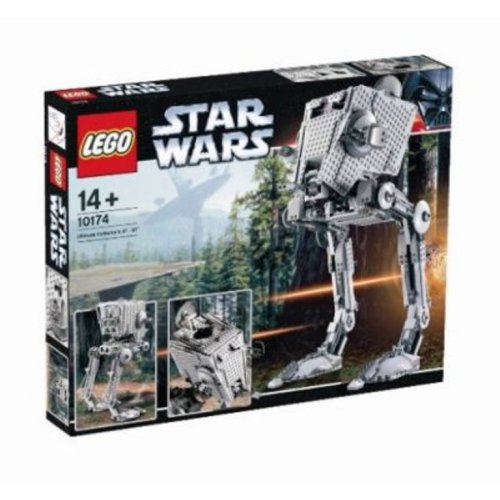 LEGO Star Wars 10174 Ultimate Collection AT-ST