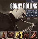 Original Album Classics : The Bridge / Our Man in Jazz / What's New / Sonny Meets Hawk / The Standard Rollins (Coffret 5 CD)