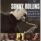 Original Album Classics : The Bridge / Our Man in Jazz / What's New / Sonny Meets Hawk / The Standard Rollins (Coffret 5 CD)