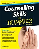img - for Counselling Skills For Dummies by Evans, Gail (2013) Paperback book / textbook / text book
