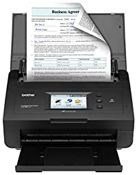Brother ADS2500WE Document Scanner