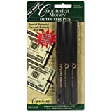 Smart Money Counterfeit Bill Detector Pen for Use w/U.S. Currency 3/Pack