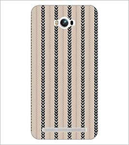 PrintDhaba Pattern D-5196 Back Case Cover for ASUS ZENFONE MAX ZC550KL (Multi-Coloured)