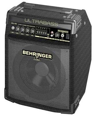 Behringer BXL450 45-Watt 2-Channel Bass Workstation