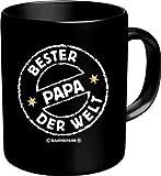 Lustige Witzige Kaffee Becher Tasse - Bester Papa der Welt