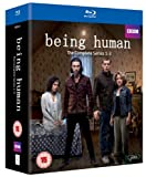 echange, troc Being Human - Series 1-3 Box Set [Blu-ray] [Import anglais]