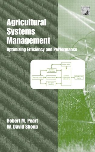 Agricultural Systems Management: Optimizing Efficiency...