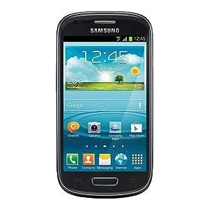 Samsung Galaxy S3 Mini GT-i8200 (Value Edition) Factory Unlocked Phone (Black) - International Version - No Warranty