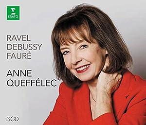 Anne Queffélec interprète Ravel, Debussy et Fauré
