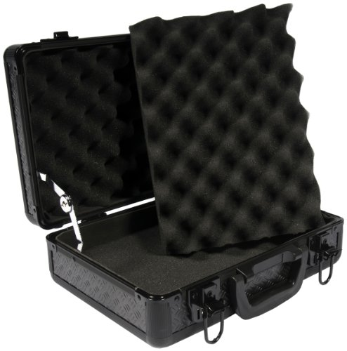 Find Bargain Sportlock Aluminumlock Series Double Pistol Case