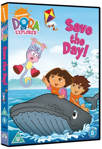 Dora the Explorer: Dora Saves the Day [DVD]