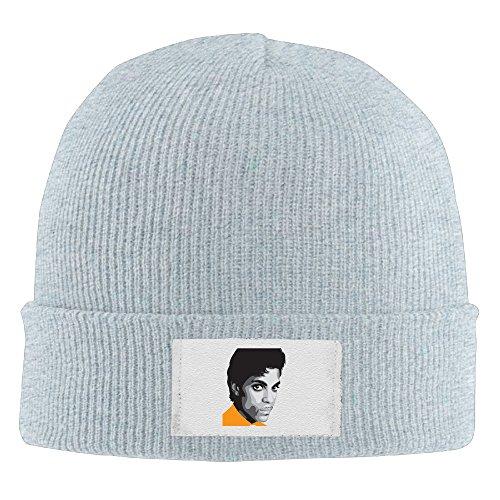 Prince Beanie Hat Winter Hats Winter 2016 Woolen Cap BobbleHat BeaniesWomen (Wigs Minneapolis)