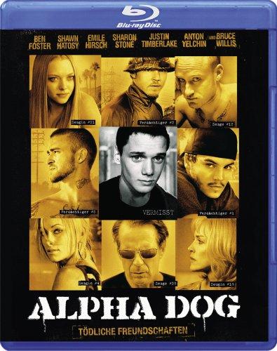 Alpha Dog - Tödliche Freundschaften (inkl. 10 Minuten Musik-Video) [Blu-ray]