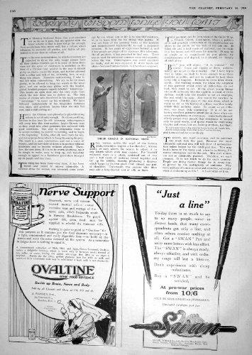 tonischer-schwan-stift-1918-drei-umgangsform-rationale-kleideranzeige-ovaltine
