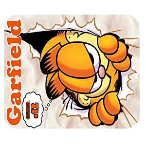 Amazon.com : Garfield Mouse Pad, Cartoon Mouse Mat, Rubber Mouse pad