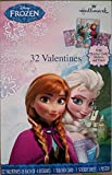 Disney Frozen Valentine's Day Cards - 32 per box
