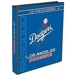 C.R. Gibson 3-Ring Binder, Los Angeles Dodgers (M911062WM)