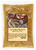 Eldons Sausage and Jerky Supply Hot and Spicy Bierwurst Seasoning, 0.815 Pound