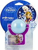 Projectables Disney Frozen LED Plug-In Night Light , Purple/Light Blue 13340