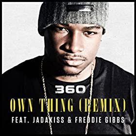 Own Thing (Remix) (feat. Jadakiss & Freddie Gibbs) - Single