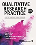 img - for Qualitative Research Practice: A Guide for Social Science Students and Researchers book / textbook / text book