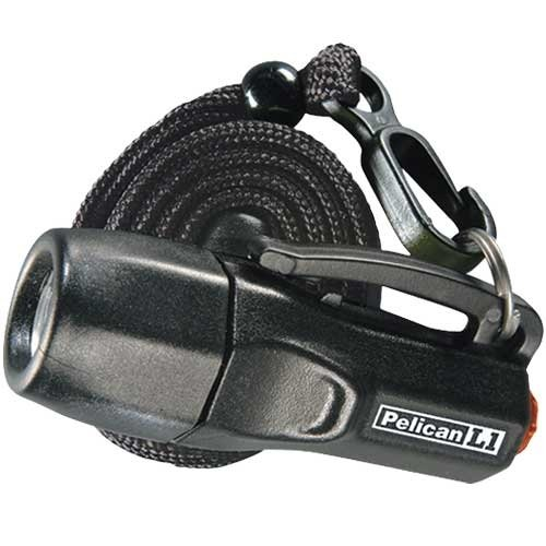 Pelican L1 1930 Led Flashlight, Black