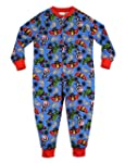 Character Boys Avengers Onesie Ages 3...