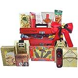 Handyman's Toolbox of Snacks and Treats Gourmet Food Gift Basket