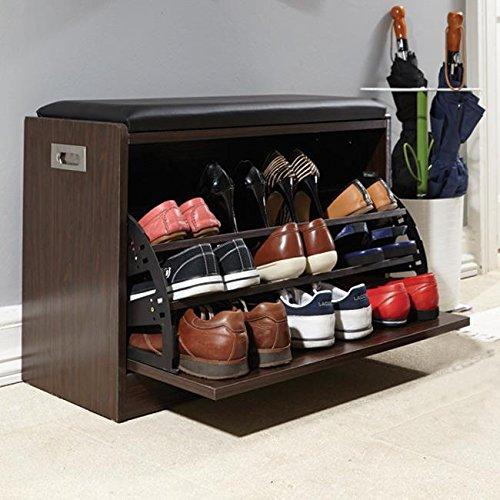 deluxe-shoe-ottoman-bench-storage-12-pairs-organiser-hallway-bedroom-walnut