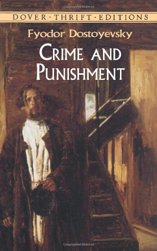 Crime and Punishment by Dostoyevsky