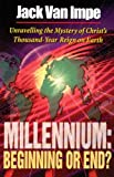 img - for Millennium: Beginning Or End? book / textbook / text book