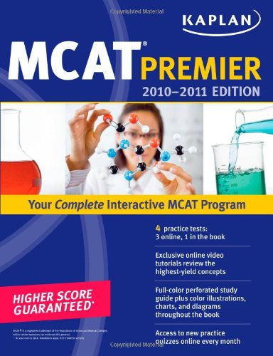 Columbia Review MCAT Practice Tests - Download PDF Books for Free