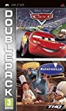 echange, troc Double pack PSP : Cars + Ratatouille