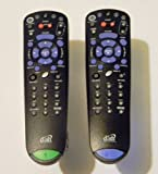 Dish Network 3.4 and 4.4 Remote Set for 322 Receiver Upgrade for 3.0 and 4.0