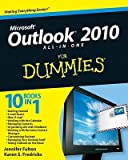 img - for Outlook 2010 All-In-One for Dummies   [OUTLOOK 2010 ALL IN 1 FOR DUMM] [Paperback] book / textbook / text book