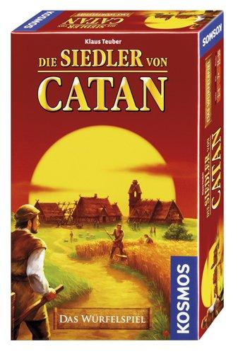 Kosmos 699093 - Die Siedler von Catan, Würfelspiel