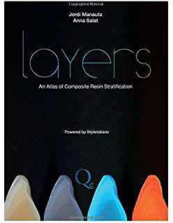 Layers: An Atlas of Composite Resin Stratification (Russian Edition)