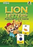 Lion Letters Alphabet Card Game