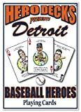 Hero Decks - Detroit Tigers - Playing Cards at Amazon.com