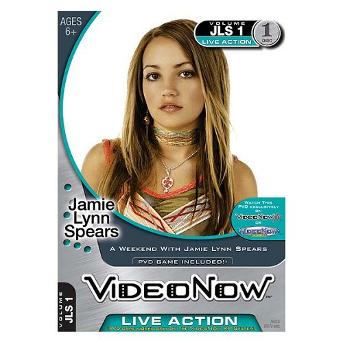 Videonow Personal Video Disc: A Weekend with Jamie Lynn Spears - 1