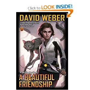 A Beautiful Friendship (Star Kingdom) by David Weber