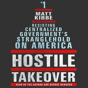 Hostile Takeover Audiobook