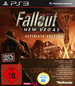 Fallout New Vegas Ultimate Edition Relaunch - [PlayStation 3]