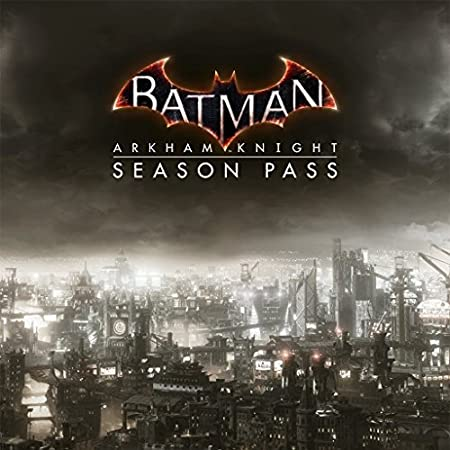 Batman Arkham Knight - Arkham Knight Season Pass - PS4 [Digital Code]