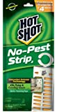 Hot Shot 5580 No Pest Strip Unscented Hanging Vapor Insect Repellent