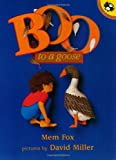 Boo to a Goose (Picture Puffins) (0140567666) by Fox, Mem