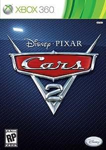 Disney Pixar Cars 2 - Xbox 360 Standard Edition